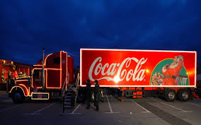 The Coca-Cola Truck- A Genius Marketing Ploy - Events/PR/Marketing Cacola Other Companies Move To Hybrid Trucks Environmental 4k Coca Cola Delivery Truck Highway Stock Video Footage Videoblocks The Holidays Are Coming As The Truck Hits Road Israels Attacks On Gaza Leading Boycotts Quartz Truck Trailer Transport Express Freight Logistic Diesel Mack Life Reefer Trailer For Ats American Simulator Mod Ertl 1997 Intertional 4900 I Painted Th Flickr In Mexico Trucks Pinterest How Make A With Dc Motor Awesome Amazing Diy Arrives At Trafford Centre Manchester Evening News Christmas Stop Smithfield Square