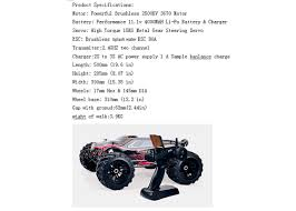 1 10 Scale RC Monster Trucks , RC Bigfoot Monster Truck High Powered Power Wheels Blaze Monster Truck Samko And Miko Toy Warehouse Ride On Grave Digger Crushes Rc Electric Kids Ford F150 Raptor 887961538090 Ebay Trucks Amazoncouk Rovan Torland Ev4 18 Offroad Racing Rtr 56896 Free Sarielpl Fisher Price Nickelodeon Dkx40 1 10 Scale Bigfoot High Powered Joyin Remote Control Car Offroad Rock Crawler Wheel Worlds Faest Monster Truck To Stop In Cortez Boys 6v Battypowered