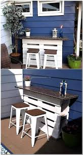 Covered Patio Bar Ideas by Best 25 Patio Bar Ideas On Pinterest Outdoor Bars Outdoor