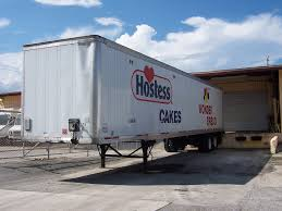 100 Wonder Bread Truck Hostess Cakes Wabash Trailer West Palm Beach Bill