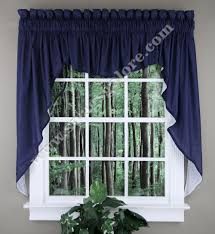 Country Curtains Greenville Delaware by Emery Jabot Curtains Sky Renaissance Kitchen Country Curtains
