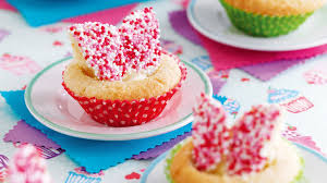 Recipe Butterfly Fairy Cakes