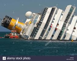 Cruise Ship Sinking Italy by Sunken Liner Stock Photos U0026 Sunken Liner Stock Images Alamy