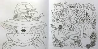 Anti Stress Art Therapy Coloring Book For Adults Colour