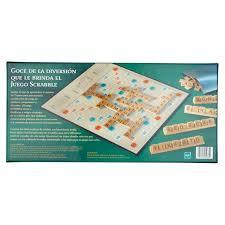 Theater Curtain Fabric Crossword by Scrabble Crossword Game Spanish Edition Walmart Com