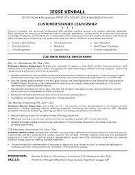 Customer Service Resume 6