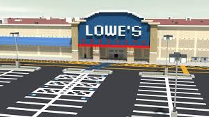 Lowe s Home Improvement Minecraft Project