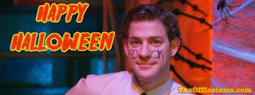 Jim And Pam Halloween by The Office Isms Wallpapers U0026 Covers