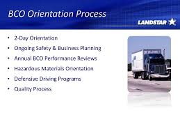 100 Landstar Trucking Reviews Capacity Qualifications Requirements Ppt Download