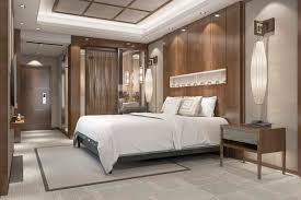 100 Modern Luxury Bedroom 3d Rendering Modern Luxury Bedroom Suite In Resort With