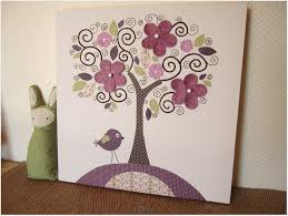 Cute Corner Desk Ideas by Tree Wall Painting Diy Room Decor For Teens Kids Bedroom Designs