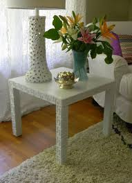 Used Ikea Lack Sofa Table by Ikea Hacks 50 Nightstands And End Tables