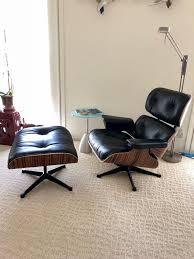 Manhattan Home Design Eames Lounge Chair Replica - AptDeco