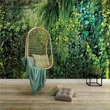 hutan wallpaper mural dekorasi stiker dinding untuk ruang tamu modern adalah nordic dekorasi rumah stdm30677