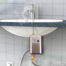 elektronisch 3800w elektrische tankless warmwasser