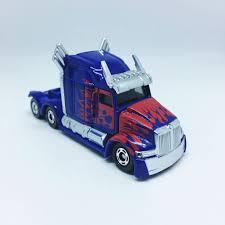 Takara Tomy Tomica | Transformer Optimus Prime | Dream Tomica ...