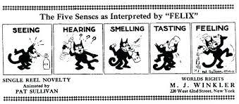 5 Senses Coloring Sheets Preschool Five Pages Free Drama Scripts