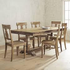 Pier One Dining Table Chairs by Bradding Natural Stonewash 7 Piece Dining Set Pier 1 Imports