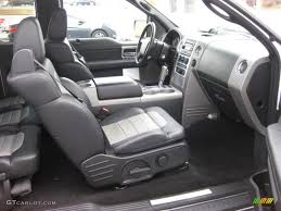 Saleen Dark Charcoal Interior 2007 Ford F150 Saleen S331 ...