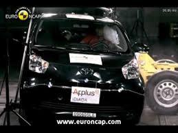 crash test siege auto 0 1 ncap toyota iq 2009 crash test