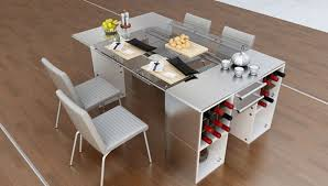 Furniture Multi Functional Dining Table