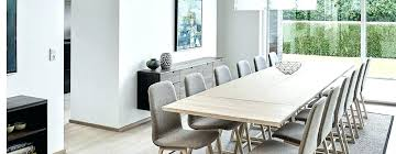 Long Wooden Dining Room Tables Wood Extra Large