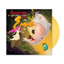 The Blot Says SDCC 2018 Exclusive Adventure Time 7u201d Vinyl Record