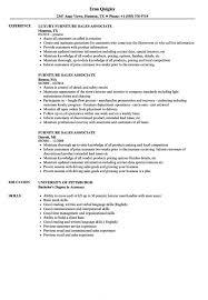 Furniture S Associate Resume Samples Velvet Jobs In Examples Retail Format For Store Manager R