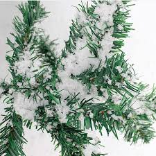 5pcs Instant Xmas Magic Snow Powder Tree Christmas Decorations For Home Decor Artificial Scene Holiday Party DIY Gifts In