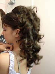 June 2012 8th Grade Graduation Brought Girls Into Rosa Les Family Hair Salon For Styling