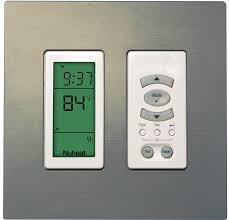 18 suntouch heated floor thermostat nuheat mat 72 quot x 36