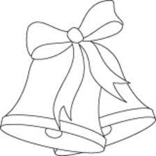Bells Free At Clker Vector Clip Art line Royalty Wedding