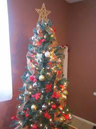 Christmas Tree 6ft Pre Lit by Life As Art Christmas Decor On A Budget