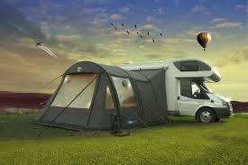 Driving Away From Your Awning Small Motorhomes