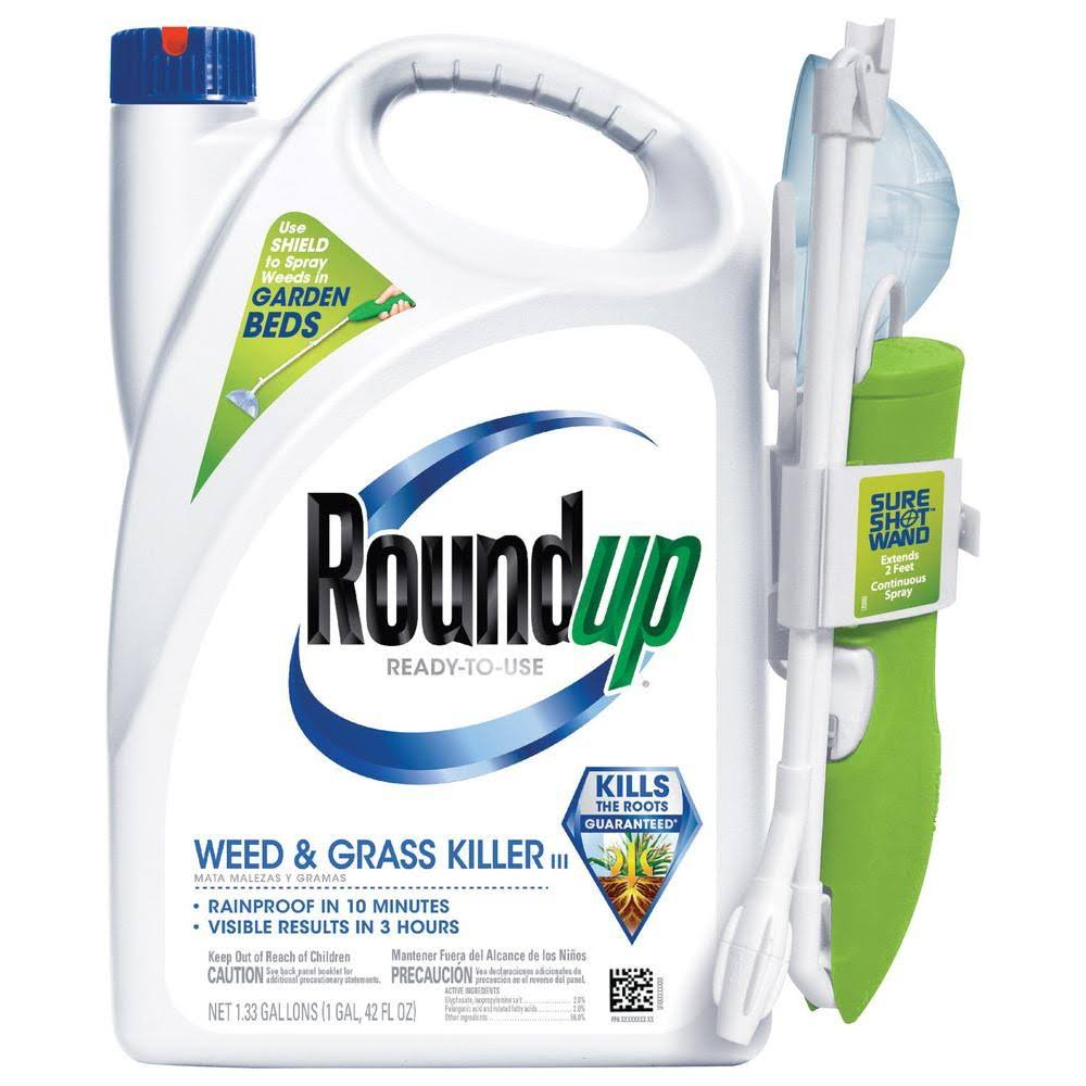Roundup Weed and Grass Killer - 1gal