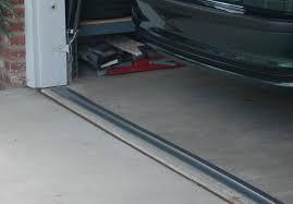 Garage Door Bottom Seal For Uneven Floor by Garage Door Seal Bottom Tips Installing Garage Door Seal