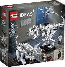 100 Lego Space Home LEGO IDEAS Blog Introducing LEGO Ideas 21320 Dinosaur