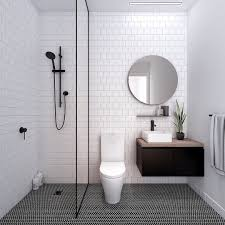 115 extraordinary small bathroom designs for small space 028