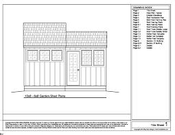 6x8 Storage Shed Plans by Modern Garden Shed Plans U2013 Modern House