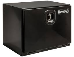 Amazon.com: Buyers Products Black Steel Underbody Truck Box W ...