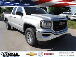 New 2017 GMC Sierra 1500 Base Extended Cab Pickup In Clarksville ... 2014 Gmc Sierra 1500 Denali Top Speed 2019 Spied Testing Sle Trim Autoguidecom News 2015 Information Sierra Rally Rally Package Stripe Graphics 42018 3m Amazoncom Rollplay 12volt Battypowered Ride 2001 Used Extended Cab 4x4 Z71 Good Tires Low Miles New 2018 Elevation Double Oklahoma City 15295 2017 4x4 Truck For Sale In Pauls Valley Ok Ganoque Vehicles For Hd Review 2011 2500 Test Car And Driver Roseville Quicksilver 280188