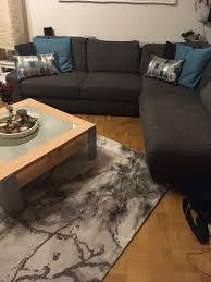 sofa inkl bettkasten und schlaffunktion porta