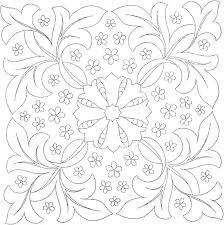 Full Image For Simple Flower Printable Coloring Pages Garden Find This Pin