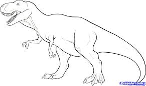 Dinosaur Coloring Pictures Dinosaurs And Names