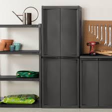 Sterilite 4 Drawer Cabinet 2 Pack by Sterilite 4 Shelf Cabinet Flat Gray Walmart Com