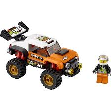 LEGO City Great Vehicles Stunt Truck (60146) - Toys