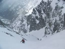 Sherpa Glacier Couloir Mt Stuart