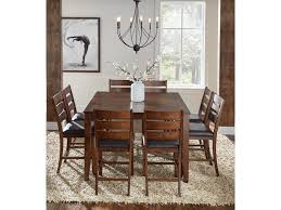 AAmerica Mason9 Piece Gathering Height Dining Set