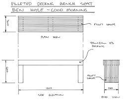 plans bench seat plans diy free download how to make garage