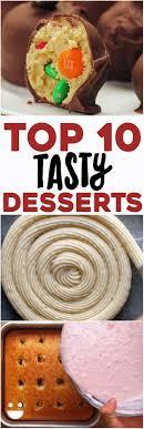 top 10 dessert recipes best 25 top 10 desserts ideas on confetti cake